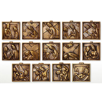 Stations Of The Cross - Set Of 14 • 388.77£