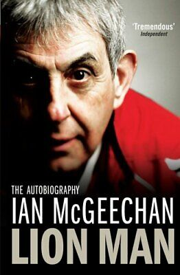 £5.49 • Buy Lion Man: The Autobiography By McGeechan, Ian Paperback Book The Cheap Fast Free