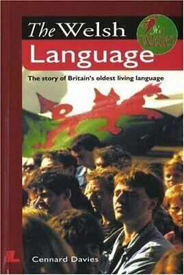 It's Wales: Welsh Language, The By Davies, Cennard Paperback Book The Cheap Fast • 5.99£
