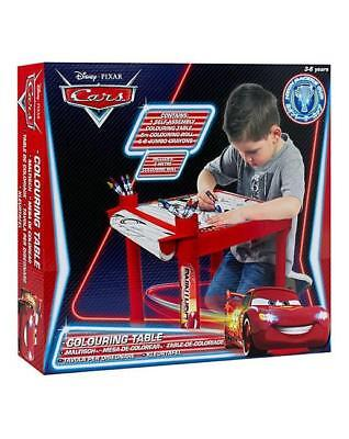 £22.97 • Buy Disney Cars Kids Childrens Colouring Table Creative Play Fun Activity Toy