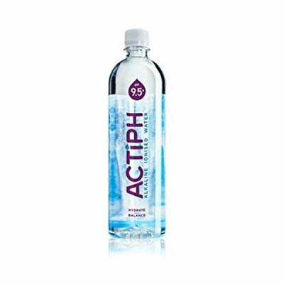 Actiph Alkaline Ionised Water  1Ltr (12 Pack) • 24.02£