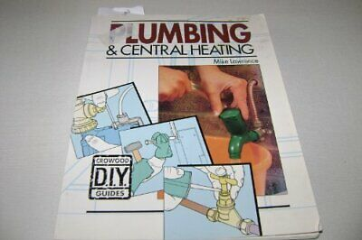£3.99 • Buy Plumbing And Central Heating (Crowood Diy Guides) By Lawrence, Mike Paperback