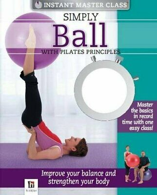 £3.29 • Buy IMC Simply Ball With Pilates Principles Book And DVD (Instant Master Class) Book