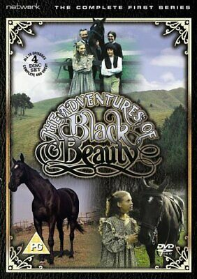 Black Beauty - Series 1 - Complete [DVD] - DVD  YIVG The Cheap Fast Free Post • 40.74£