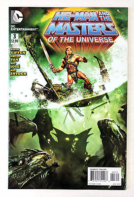 $4.99 • Buy He-Man And The Masters Of The Universe #3 (2012, DC Comics)  - NM