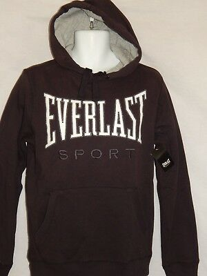 $26.84 • Buy NEW Everlast Hoodie Pullover MMA Coat Hooded Sweatshirt Boxing Jacket Mens Small