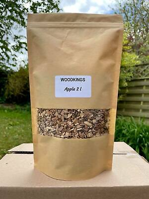 Bbq Smoking Wood Chips Wood For Food Smoker Buy 2 Get 1 Free Best Quality • 0.99£
