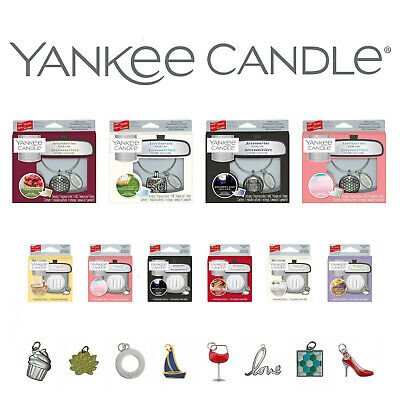 Yankee Candle Charming Scents Car Air Freshener Starter Kits, Refills & Charms  • 9.99£