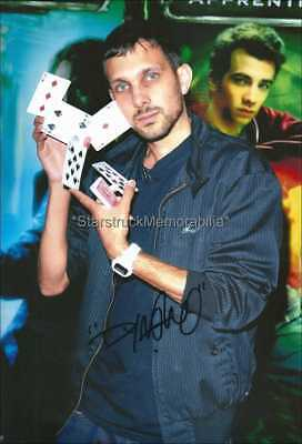 £50 • Buy Dynamo Autograph *magician Impossible* Hand Signed 12x8 Photo