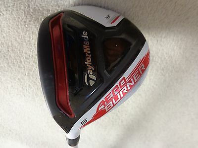 $ CDN148 • Buy LH - TaylorMade Aeroburner 5/18* Wood W/Speed RUL-Z 60 Stiff Graphite Shaft