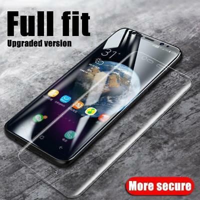 $ CDN5.91 • Buy 9D Full Tempered Glass Film For Samsung Galaxy Note 10 Plus S9 S8 A6 A8 J4 J6/7