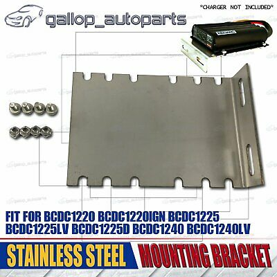 AU46.74 • Buy For REDARC BCDC1220 BCDC1225D BCDC1240 Universal StainlessSteel Mounting Bracket