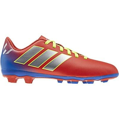 pick up 48bb6 8a253 ADIDAS BOTAS DE FUTBOL NIÑO CESPED ARTIFICIAL NEMEZIZ MESSI 18.4 FxG J •  30.99€