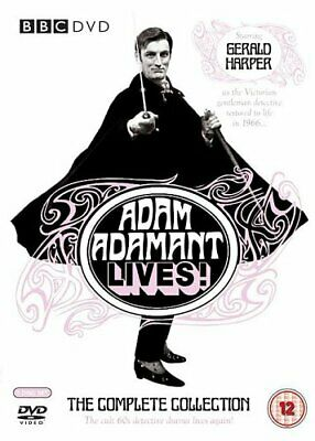 £69.72 • Buy Adam Adamant Lives! - The Complete Collection (5 Disc Box Set) [1... - DVD  B6VG