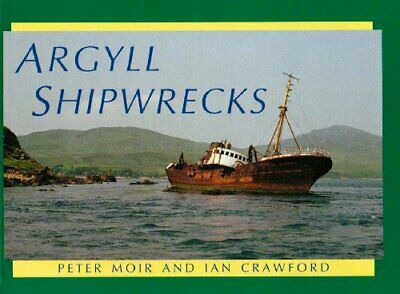 £7.99 • Buy Argyll Shipwrecks By Crawford, Ian Book The Cheap Fast Free Post