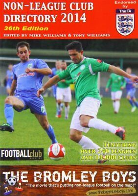 £5.49 • Buy Non-league Club Directory 2014 Book The Cheap Fast Free Post