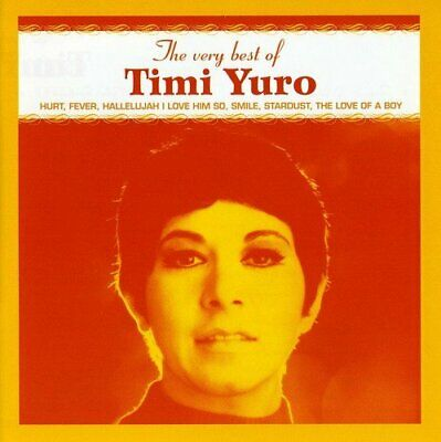 £3.49 • Buy Timi Yuro - The Very Best Of -  CD T0VG The Cheap Fast Free Post The Cheap Fast