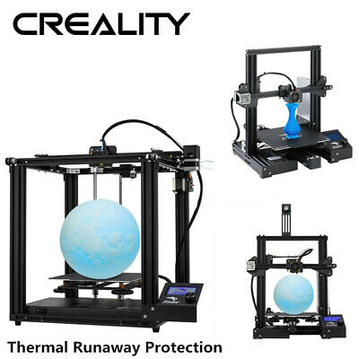 AU319.95 • Buy Creality Ender-3/3Pro  Ender-5 FDM DIY 3D Printer 1.75mm PLA Filament AU Stock