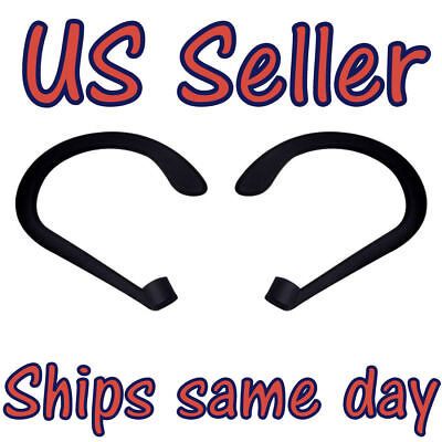$ CDN13.08 • Buy NEW Holder For Apple AirPods Strap Silicone Sports Anti-lost Ear Hook 1 Pair
