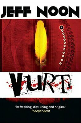 £18.99 • Buy Vurt By Noon, Jeff Book The Cheap Fast Free Post