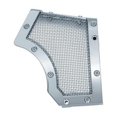 Kuryakyn Chrome Mesh Front Pulley Cover For Harley 2004-18 XL Sportster 6554 • 117$