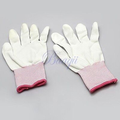$3.41 • Buy Anti Static Antiskid Glove PC Computer ESD Electronic Working A438 2O