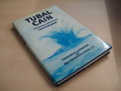 Tubal Cain By Muskett, Denis Paperback Book The Cheap Fast Free Post • 22.99£