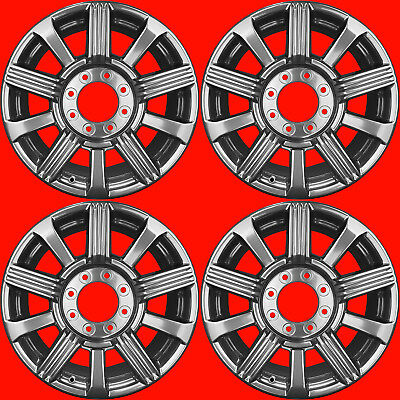 $1259.10 • Buy OEM F250 F350 Limited 20  Polished Wheels Rims Factory Stock JC3C1007LA