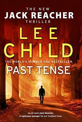 £3.29 • Buy Past Tense: (Jack Reacher 23) By Child, Lee Book The Cheap Fast Free Post