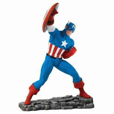 Enesco Marvel Captain America Figurine A27600 New Boxed • 59£
