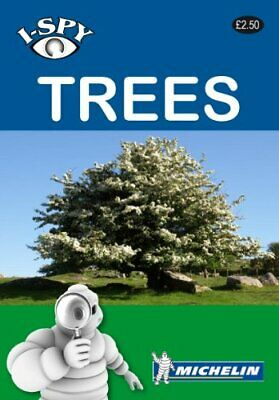 I-Spy Trees (Michelin I-Spy Guides) By Michelin Paperback Book The Cheap Fast • 3.99£
