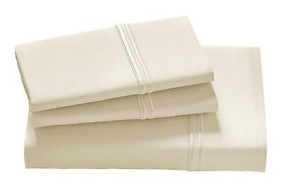 New Purecare Arbor Premium Modal Long-Staple Cotton Ivory Sheet Set • 119.99$