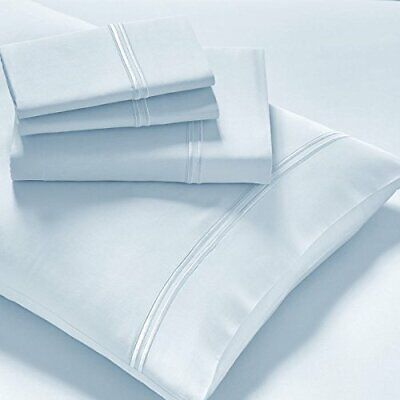 New Purecare Elements Premium Modal Light Blue Sheet Set • 119.99$