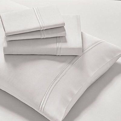 New Purecare Arbor Premium Modal Long-Staple Cotton White Sheet Set • 119.99$