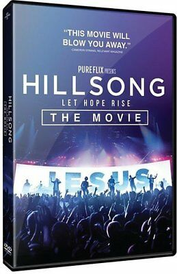 $7.50 • Buy Hillsong: Let Hope Rise DVD Religious Christian Spiritual Movie