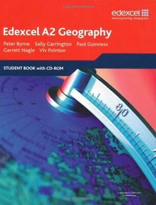£3.29 • Buy Edexcel A2 Geography SB With CD-ROM By Guiness, Mr Paul Mixed Media Product The