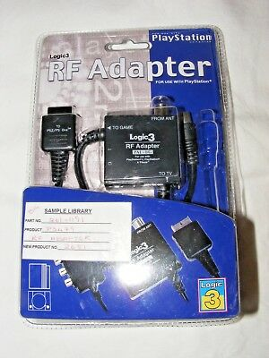 New Old Stock Playstation Logic 3 Rf Adapter  • 24.99£