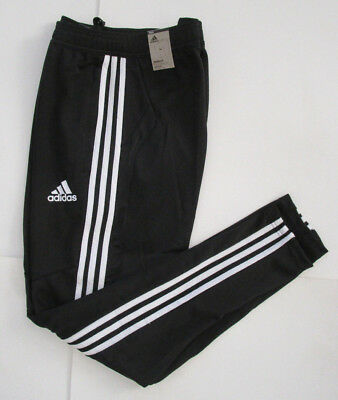 0cf80f825 Men's Adidas Tiro 19 Training Pants, New Black Climacool Soccer Sweat Pant  Sz L •