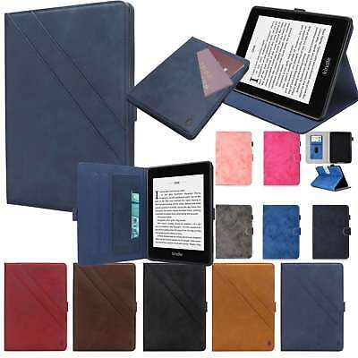 AU22.99 • Buy Fr Kindle Paperwhite 10th Gen 2018 W/Sleep Leather Magnetic Card Slot Case Cover