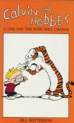 Calvin And Hobbes Volume 2: One Day The Wind Wil... By Watterson, Bill Paperback • 5.49£