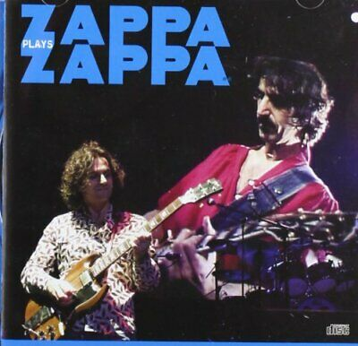 £25.98 • Buy Zappa Plays Zappa - Zappa Plays Zappa - Zappa Plays Zappa CD 5UVG The Cheap Fast