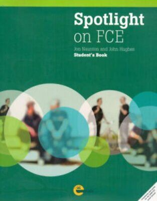 £3.59 • Buy Spotlight On FCE: Student Book By Lane, Alastair Paperback Book The Cheap Fast