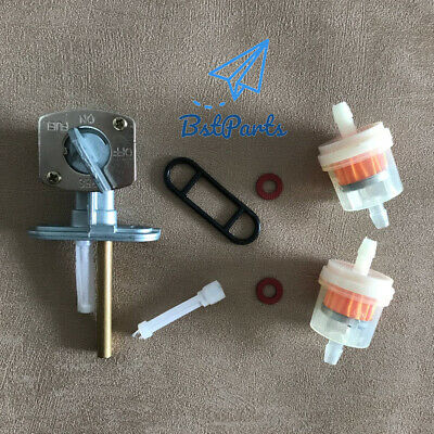 AU17.25 • Buy Fuel Valve Switch For Suzuki DR650SE DR 650 Gas Tank Switch Assembly Petcock Tap