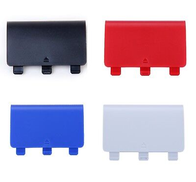 $3.99 • Buy XBOX One Wireless Controller Battery Cover Replacement Black White Red Gray Blue