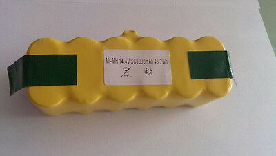AU18.37 • Buy 14.4 V 3000mAh Replacement For Irobot Roomba 500 600 700 Vacuum Cleaner Battery