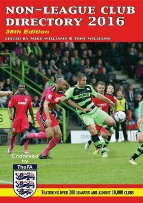 £8.99 • Buy Non-League Club Directory 2016 2016 Book The Cheap Fast Free Post