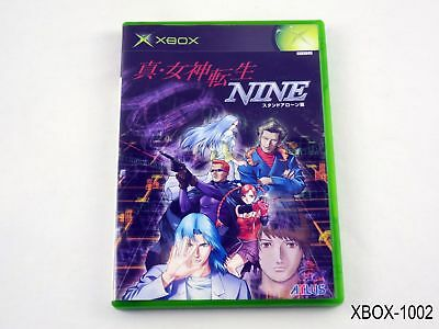 AU69.62 • Buy Shin Megami Tensei NINE Xbox Japanese Import JP NTSC-J SMT 9 Japan US Seller