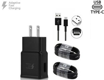 $ CDN16.67 • Buy For Samsung Galaxy Note9 Adaptive Fast Charger [Wall Charger + 4ft Type C Cable]