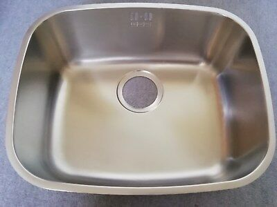 Franke Stainless Steel 1.0 Undermount Single Bowl Sink • 115£