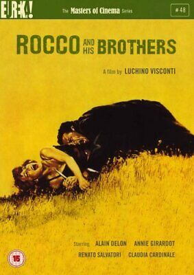 £16.91 • Buy Rocco And His Brothers [Masters Of Cinema] [1960] [DVD] - DVD  NGVG The Cheap